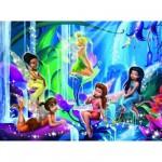 Puzzle 200 pièces - Fairies : Au pays des fées