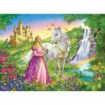 Puzzle 200 pièces - La princesse