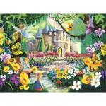 Puzzle 200 pièces - Le château fantastique