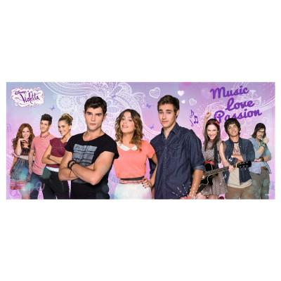 Puzzle 200 pi ces panoramique violetta et ses amis puzzle ravensburger rue des puzzles - Image de violetta et ses amies ...