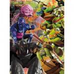 Puzzle 200 pièces XXL : Les tortues ninja