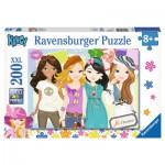 Puzzle 200 pièces XXL : Nancy : Amies fashion