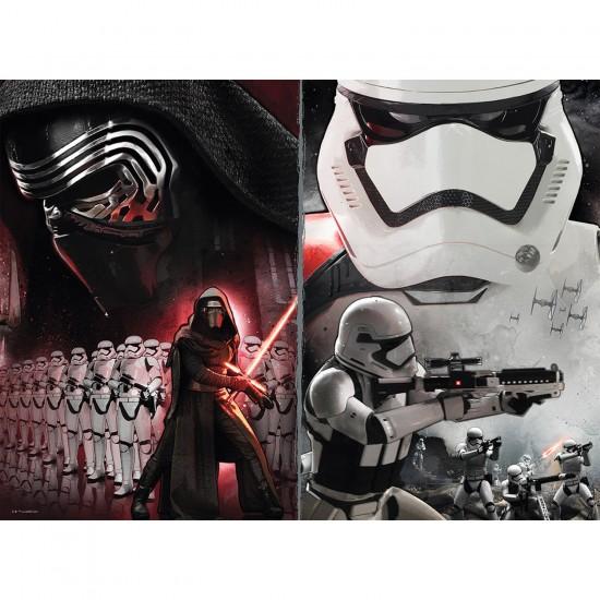 Puzzle 200 pièces XXL : Star Wars Episode VII - Ravensburger-12817
