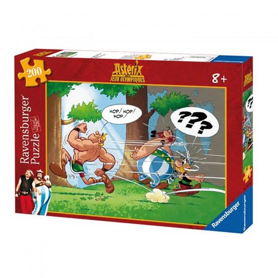 Puzzle 200 pièces XXL - Astérix aux Jeux Olympiques - Ravensburger-12791