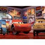 Puzzle 200 pièces XXL - Cars : Flash Mc Queen et ses amis