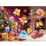 Puzzle 2000 pièces - Gelini : Vive Noël !