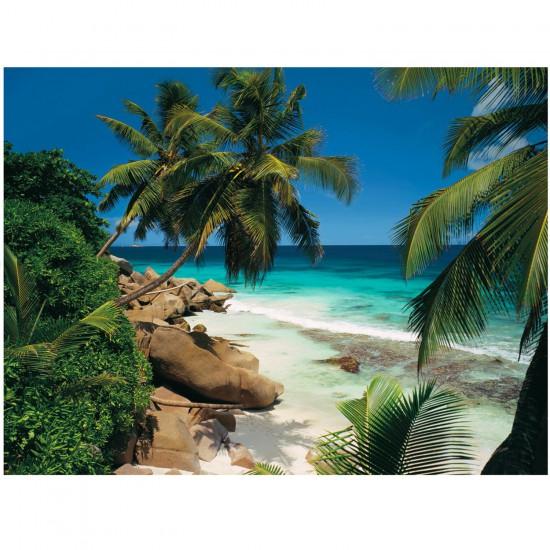 Puzzle 2000 pièces : Seychelles - Ravensburger-81366