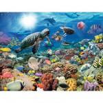 Puzzle 2000 pièces : Sous la mer