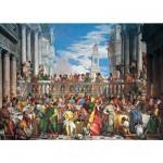 Puzzle 2000 pièces - Caliari : Les noces de Cana