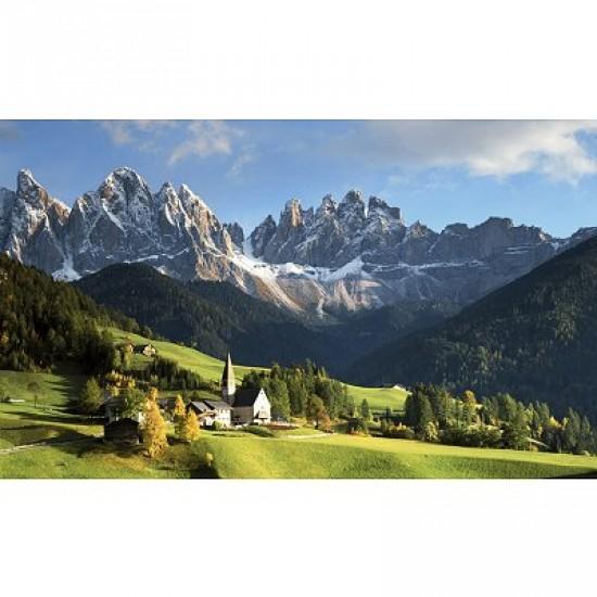 Puzzle 2000 pièces - Les Dolomites : Italie - Ravensburger-16674
