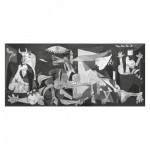 Puzzle 2000 pièces panoramique Picasso : Guernica