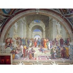 Puzzle 2000 pièces - Raphaël : L'Ecole d'Athènes