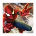 Puzzle 3 x 49 pièces : Spiderman super héros