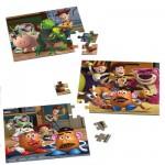 Puzzle 3 x 49 pièces - Toy Story 3