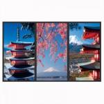 Puzzle 3 x 500 pièces : Coeur du Japon