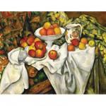 Puzzle 300 pièces - Cezanne : Pommes et oranges
