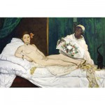 Puzzle 300 pièces - Manet : Olympia