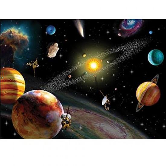 Puzzle 300 pièces - Système solaire - Ravensburger-13043