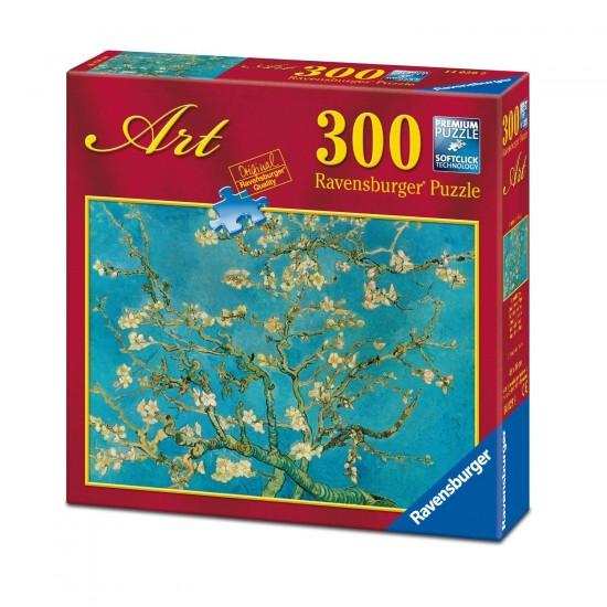 Puzzle 300 pièces : Almond Blossom, Van Gogh - Ravensburger-14029