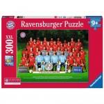 Puzzle 300 pièces : Équipe FC Bayern Saison 2015/2016