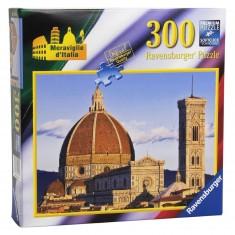 Puzzle 300 pièces : Florence, Italie