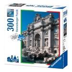 Puzzle 300 pièces : Fontaine de Trevi, Rome