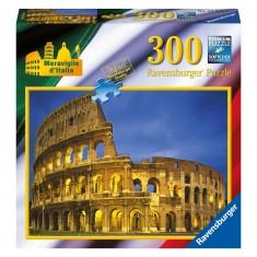 Puzzle 300 pièces : Le Colisée de Rome