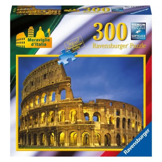 Puzzle 300 pièces : Le Colisée de Rome - Ravensburger-14016