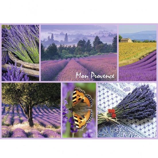 Puzzle 300 pièces : Ma Provence - Ravensburger-13657