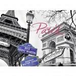 Puzzle 300 pièces : Paris, mon amour