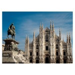 Puzzle 300 pièces : Piazza del Duomo, Milan