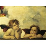 Puzzle 300 pièces : Raphaël : Les anges