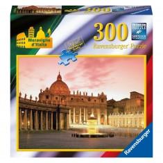 Puzzle 300 pièces : San Pietro, Rome