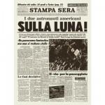 Puzzle 300 pièces : Stampa Sera, juillet 1969