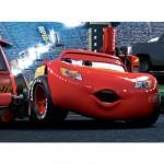 Puzzle 300 pièces -  Cars : Flash Mc Queen fait son show
