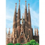Puzzle 300 pièces - La Sagrada familia