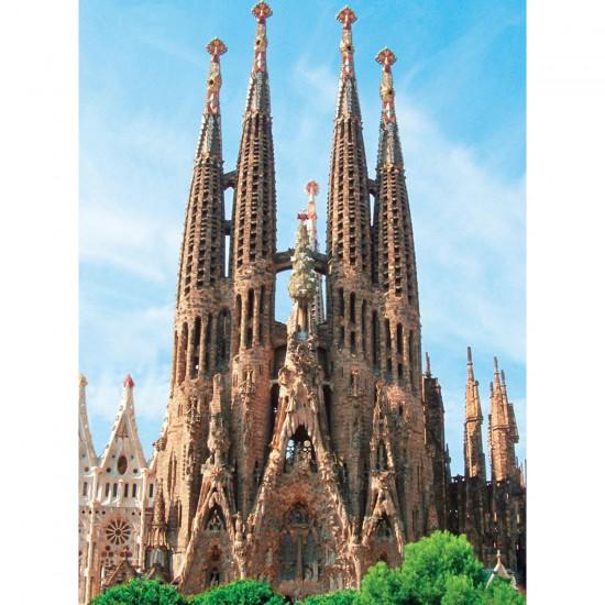 Puzzle 300 pièces - La Sagrada familia - Ravensburger-14044