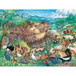 Puzzle 300 pièces - L'arche de Noé