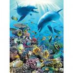 Puzzle 300 pièces - Monde sous-marin