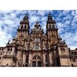 Puzzle 300 pièces - Saint Jacques de Compostelle, Espagne