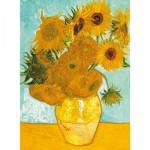 Puzzle 300 pièces - Van Gogh : Les Tournesols