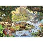 Puzzle 300 pièces XXL : Arche de Noé