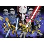 Puzzle 300 pièces XXL : Star Wars Rebels : Lutte pour l'Empire