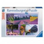 Puzzle 3000 pièces : Ma Provence