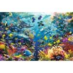 Puzzle 3000 pièces : Paradis sous la mer