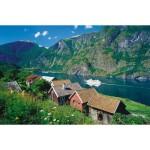 Puzzle 3000 pièces : Sognefjord, Norvège