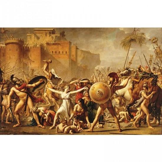Puzzle 3000 pièces - David : Les sabines - Ravensburger-17031