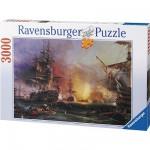 Puzzle 3000 pièces - Le bombardement d'Alger