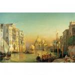 Puzzle 3000 pièces - Le grand canal de Venise