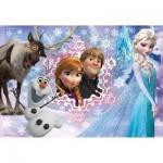 Puzzle 35 pièces : La Reine des Neiges